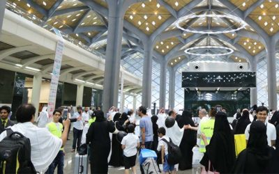 Commencement of Phase 2 of the high-speed railway between Mecca and Medina
